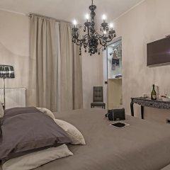 Отель St. George's Vatican Suites Улучшенный номер с различными типами кроватей фото 7
