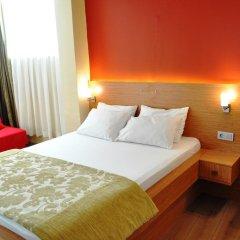 Хостел Antique Стандартный номер двуспальная кровать фото 14
