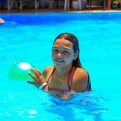 Kayamaris Hotel бассейн