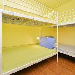 Отель Blissful Loft Стандартный номер с различными типами кроватей