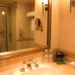 Отель Holiday Inn Chengdu Century City - West Tower 4* Стандартный номер с различными типами кроватей фото 4