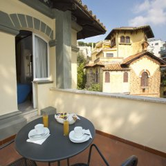Hotel Residence Villa Tassoni 3* Студия с различными типами кроватей фото 6