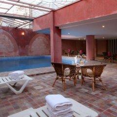 Отель Tghat Марокко, Фес - отзывы, цены и фото номеров - забронировать отель Tghat онлайн бассейн