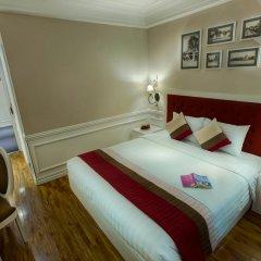 Calypso Suites Hotel 3* Улучшенный номер с различными типами кроватей фото 5