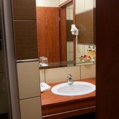 Hotel City Inn 4* Улучшенные апартаменты с различными типами кроватей фото 3