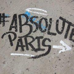 Отель Hôtel Absolute Paris République 2* Кровать в общем номере с двухъярусной кроватью фото 9