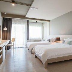 Отель Krabi La Playa Resort 4* Номер Делюкс с различными типами кроватей фото 2