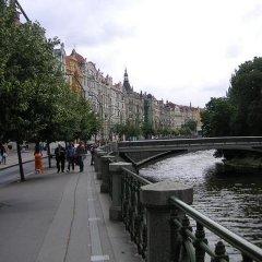 Апартаменты Ostrovni 7 Apartments Прага приотельная территория фото 2