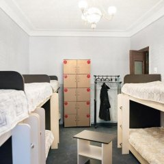 Гостиница Myhostel Кровать в общем номере с двухъярусной кроватью фото 5