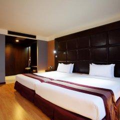 Twin Towers Hotel 4* Улучшенный номер с различными типами кроватей