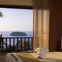 Отель Andaman Cannacia Resort & Spa балкон