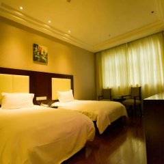 GreenTree Alliance Beijing West Railway Station North Square Hotel комната для гостей