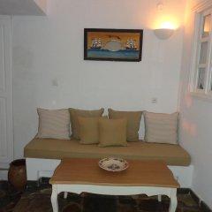 Отель Langas Villas Греция, Остров Санторини - отзывы, цены и фото номеров - забронировать отель Langas Villas онлайн комната для гостей фото 4