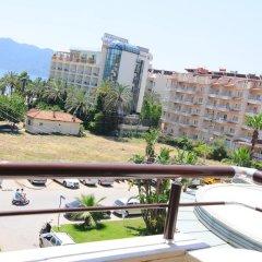 Han Palace Hotel Турция, Мармарис - отзывы, цены и фото номеров - забронировать отель Han Palace Hotel онлайн балкон