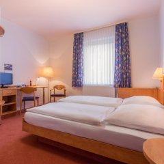CVJM Hotel am Wollmarkt 2* Стандартный номер с двуспальной кроватью фото 4