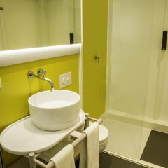 Qbic Hotel Wtc Amsterdam 3* Стандартный номер с различными типами кроватей фото 6