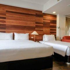 Nanda Heritage Hotel 3* Семейный номер Делюкс с двуспальной кроватью фото 7