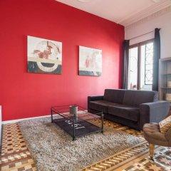 Апартаменты Rent Top Apartments Rambla Catalunya Барселона интерьер отеля