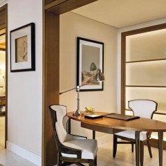 Отель The St. Regis Saadiyat Island Resort, Abu Dhabi 5* Улучшенный номер с различными типами кроватей фото 4