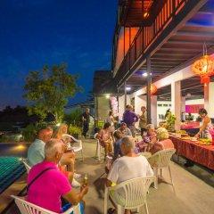 Отель Villa Nap Dau Crown бассейн фото 2