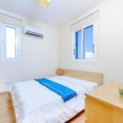 Отель Cape Greco Villa Кипр, Протарас - отзывы, цены и фото номеров - забронировать отель Cape Greco Villa онлайн комната для гостей фото 4