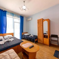 Гостиница Кузбасс Стандартный номер с различными типами кроватей фото 7