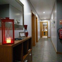Отель Cantinho do Céu Santa Cruz интерьер отеля