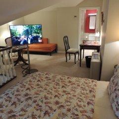 Отель Castillo Del Bosque La Zoreda комната для гостей