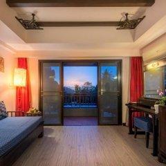 Отель Krabi Cha-da Resort 4* Стандартный номер с различными типами кроватей фото 4