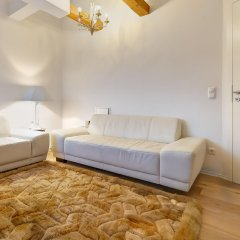 Отель Penthouse Suite Gasteig Мюнхен комната для гостей фото 5