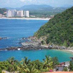 Отель Casa Feliz 3 пляж