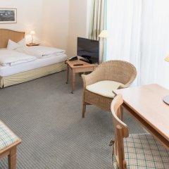 Hotel Leipzig City Nord by Campanile 3* Стандартный номер с различными типами кроватей фото 3