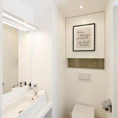Отель Be&Be Sablon 12 Бельгия, Брюссель - отзывы, цены и фото номеров - забронировать отель Be&Be Sablon 12 онлайн ванная фото 3