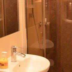 Отель Apartament Orchidea ванная