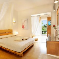 Отель Antigoni Beach Resort 4* Полулюкс с различными типами кроватей