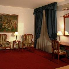 Academy Dnepropetrovsk Hotel 4* Улучшенный номер с различными типами кроватей фото 2