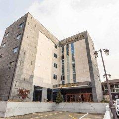 Отель Lumia Hotel Myeongdong Южная Корея, Сеул - отзывы, цены и фото номеров - забронировать отель Lumia Hotel Myeongdong онлайн парковка