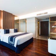A-One The Royal Cruise Hotel Pattaya 4* Представительский номер с различными типами кроватей
