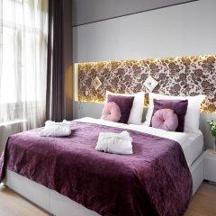 Отель INNSIDE by Melia Prague Old Town 4* Улучшенный номер разные типы кроватей фото 8
