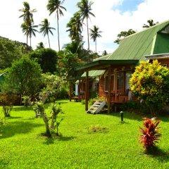 Отель Daku Resort Savusavu 3* Бунгало с различными типами кроватей фото 7