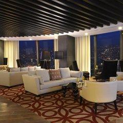 Отель Amman Rotana 5* Стандартный номер с различными типами кроватей фото 6