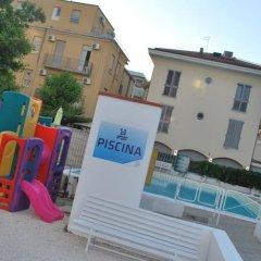 Hotel Villa Del Parco Римини
