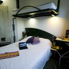 Отель Cerise Auxerre Стандартный номер с различными типами кроватей фото 3