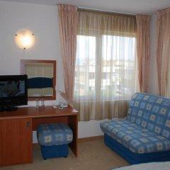 Hotel Italia Nessebar 3* Стандартный семейный номер с двуспальной кроватью
