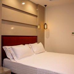 Hotel Luxury 4* Номер Делюкс с различными типами кроватей фото 12