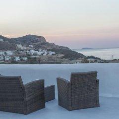 Отель Naxian Utopia Luxury Villas & Suites пляж фото 2