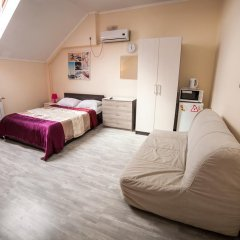 Гостиница Ласточкино гнездо Студия Эконом с разными типами кроватей фото 8
