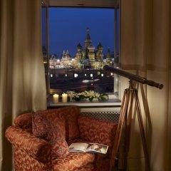 Гостиница Балчуг Кемпински Москва 5* Представительский люкс разные типы кроватей фото 4