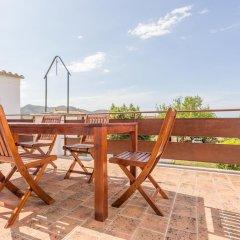 Отель Cas Padri балкон