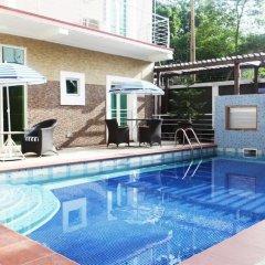 Отель Villa Angelia Boutique Лагос бассейн